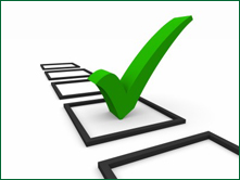 Residential Pre Sound Insulation Test Checklist